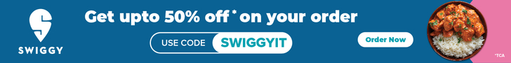 Swiggy.com CPS - Existing user 728 x 90