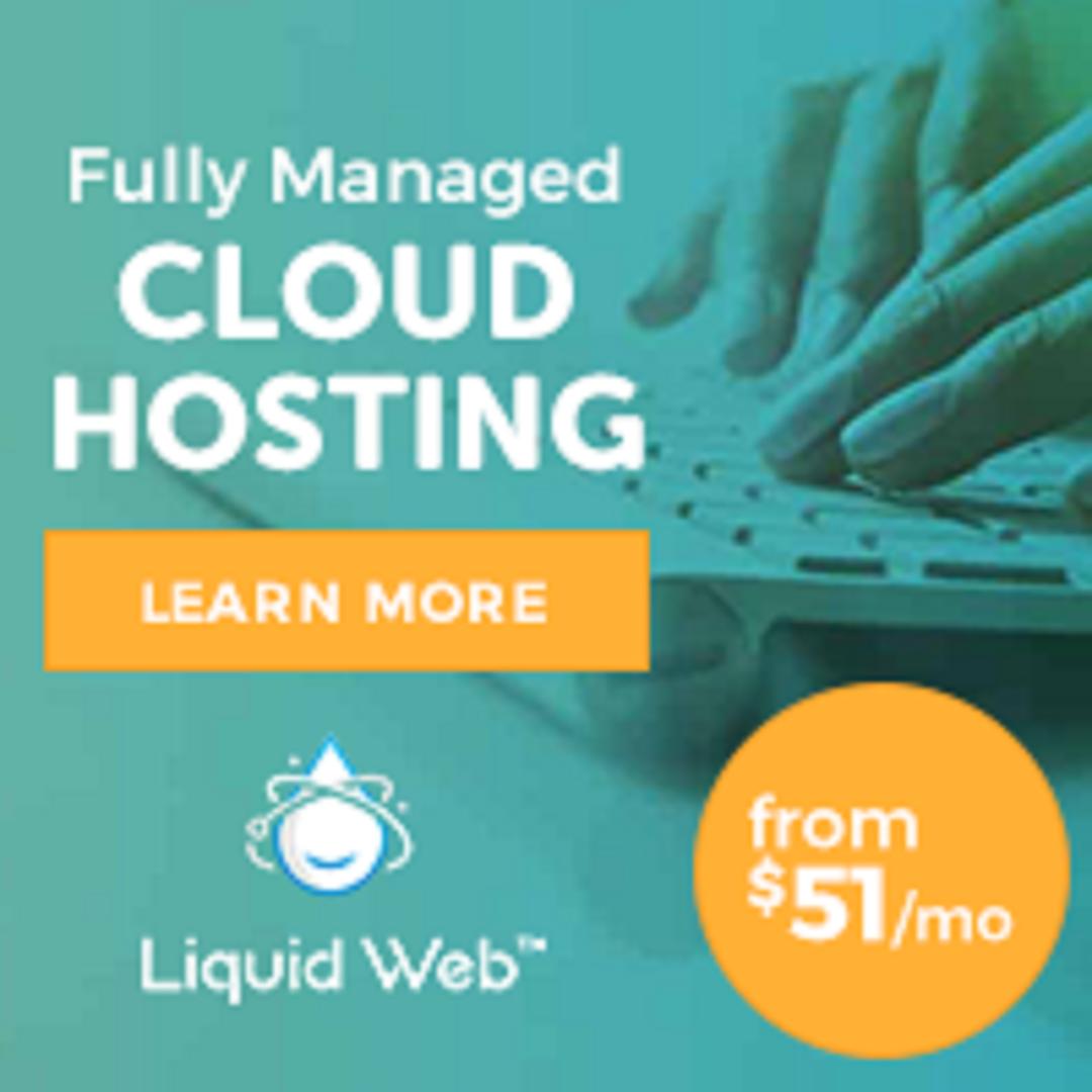 Liquid Web CPS 1080 x 1080