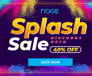 NOISE Splash Sale