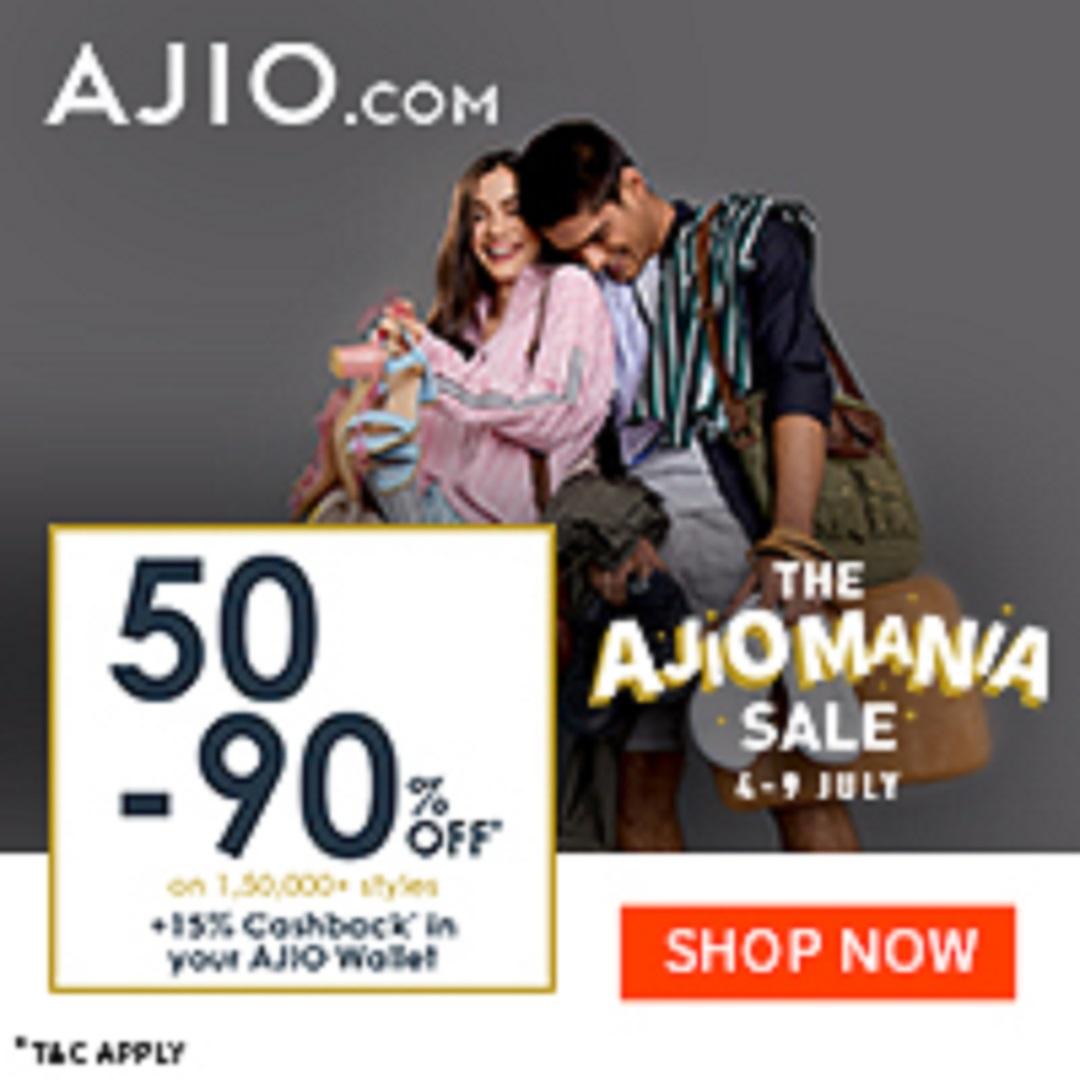 Ajio.com AJIO - CPS 1080 x 1080