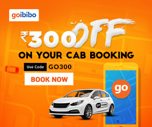 Goibibo on your CAB Booking